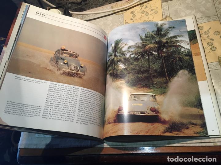 Libros: Antiguo libro les prestigieuses marcas Citroen por Fabien Sabatés libro de automoviles - Foto 5 - 168523380