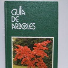 Libros: GUÍA DE ÁRBOLES - LANZARA, PAOLA Y PIZZETI, MARIELLA. Lote 168588241