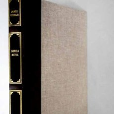 Libros: GABRIELA MISTRAL. Lote 168659696