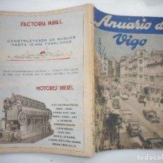 Libros: ANUARIO DE VIGO 1955-1956 Y94733. Lote 168788508