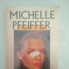Libros: MICHELLE PFEIFFER.WALLACE & DAVIS.NUEVO PRESINTADO. Lote 168919364