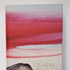 Libros: AGENDA 2005 RESISTIR AL TIEMPO. JUNTA DE ANDALUCIA. Lote 168961684
