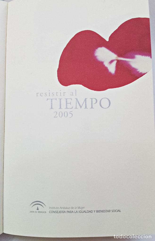 Libros: AGENDA 2005 RESISTIR AL TIEMPO. JUNTA DE ANDALUCIA - Foto 3 - 168961684