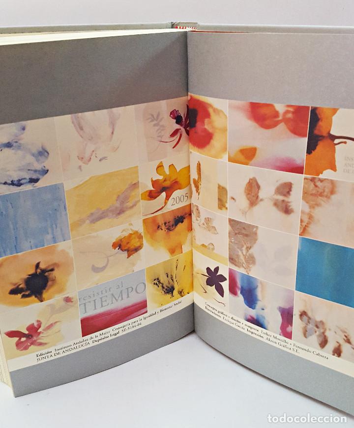 Libros: AGENDA 2005 RESISTIR AL TIEMPO. JUNTA DE ANDALUCIA - Foto 5 - 168961684
