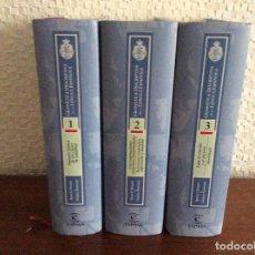 Libros: GRAMÁTICA DESCRIPTIVA DE LA LENGUA ESPAÑOLA 3 TOMOS COMPLETA REAL ACADEMIA DE LA LENGUA ESPAÑOLA. Lote 183479398