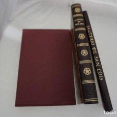 Libros: SALTERIO DE SAN LUIS CON 78 MINIATURAS FACSIMILES A TODA PAGINA. / CASARIEGO. Lote 169203972