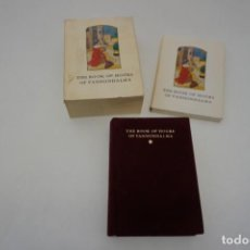 Libros: THE BOOK OF HOURS OF PANNONHALMA. Lote 169206084