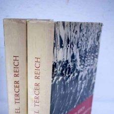 Libros: EL TERCER REICH: SU HISTORIA EN TEXTOS FOTOGRAFÍAS Y DOCUMENTOS: [1933-1945]. Lote 169377958