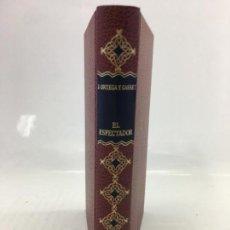Libros: EL ESPECTADOR - J. ORTEGA Y GASSET - SALVAT EDITORES S.A. - 1973. Lote 169406340