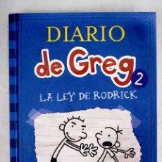 Libros: LA LEY DE RODRICK. Lote 169711845