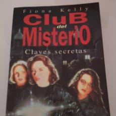 Libros: CLUB DEL MISTERIO PRIMER EJEMPLAR NÚMERO 1 PRIMERA EDICIÓN JUNIO DE 1997 NUEVO CLAVES SECRETAS. Lote 169978284