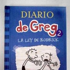 Libros: LA LEY DE RODRICK. Lote 170243696