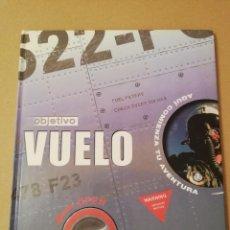 Libros: OBJETIVO VUELO (RICHARD PLATT) RBA. Lote 170387392