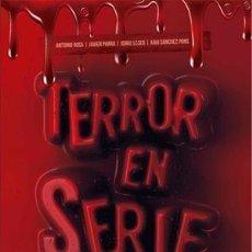 Libros: TERROR EN SERIE DE ALFRED HITCHCOCK A STRANGER THINGS. Lote 170701054