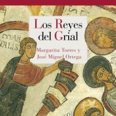 Libros: REYES DEL GRIAL. Lote 170725199