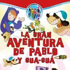 Libros: PATRULLA ZOMBI 5 LA GRAN AVENTURA DE PABLO Y GUA GUA. Lote 170796863