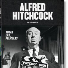 Libros: ALFRED HITCHCOCK FILMOGRAFIA COMPLETA. Lote 170818637