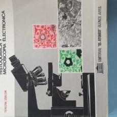 Libros: NUEVO ATLAS DE HISTOLOGIA MICROSCOPIA OPTICA HISTOQUIMICA MICROSCOPIA ELECTRONICA FIORE MANCINI. Lote 170866445