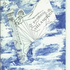 Libros: POEMARIO DE VILLANCICOS. Lote 55439740