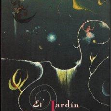 Libros: EL JARDÍN DE LAS CINCO LUNAS. ANTONIO SAURA SURREALISTA (1948-1956) - CATÁLOGO DE LA EXPOSICIÓN.. Lote 171015178
