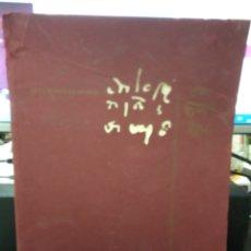 Libros: DE LA MUERTE EN SEFARAD-LA ESCAVACION ARQUEOLOGICA EN LA NUEVA SEDE DE LA DIPUTACION DE SEVILLA. Lote 171061694