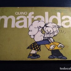 Libros: MAFALDA Nº 3. TIRAS DE QUINO EDITADAS POR LUMEN. Lote 171127674