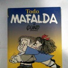 Libros: TODO MAFALDA - QUINO. Lote 171285070