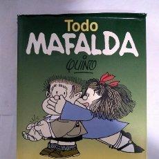 Libros: TODO MAFALDA - QUINO. Lote 171285273