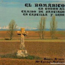 Libros: EL ROMÁNICO EN TORNO AL CAMINO DE SANTIAGOEN CASTILLA Y LEÓN - NO CONSTA AUTOR. Lote 171314004