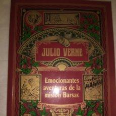 Libros: EMOCIONANTES AVENTURAS DE LA MISIÓN BALZAC. EDICIÓNE ESPECIAL CENTENARIO JULIO VERNE. Lote 171416804