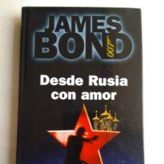 Libros: DESDE RUSIA CON AMOR/JAMES BOND. Lote 171463228