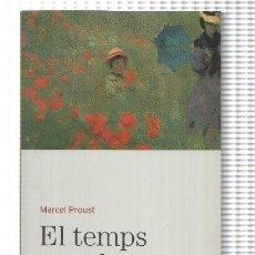 Libros: BIBLIOTECA BASICA D'EL PERIODICO VOLUMEN 17: EL TEMPS RETROBAT. Lote 171521684