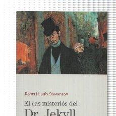 Libros: BIBLIOTECA BASICA D'EL PERIODICO VOLUMEN 10: DR. JEKYLL I MR. HYDE. Lote 171521744