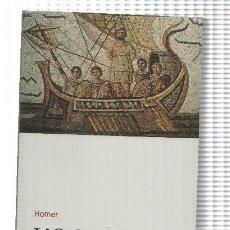 Libros: BIBLIOTECA BASICA D'EL PERIODICO VOLUMEN 27: L'ODISSEA. Lote 171521802