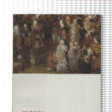 Libros: BIBLIOTECA BASICA D'EL PERIODICO VOLUMEN 31: LA PESTA. Lote 171522028