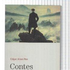 Libros: BIBLIOTECA BASICA D'EL PERIODICO VOLUMEN 08: CONTES FANTASTICS DE E.A.POE. Lote 171522305