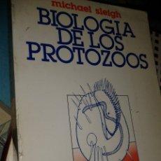 Libros: BIOLOGÍA DE LOS PROTOZOOS / MICHAEL SLEIGH / H. BLUME. Lote 171607462