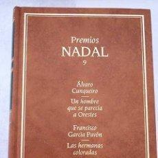 Libros: UN HOMBRE QUE SE PARECÍA A ORESTES. Lote 171644498