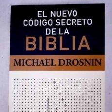 Libros: EL NUEVO CÓDIGO SECRETO DE LA BIBLIA. Lote 171645632