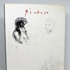 Libros: SUITE VOLLARD - PICASSO, PABLO. Lote 171646793