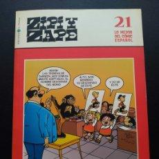 Libros: ZIPI Y ZAPE Nª21. Lote 171652713