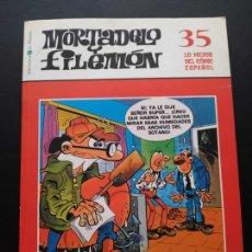 Libros: MORTADELO Y FILEMÓN Nº35. Lote 171656317