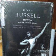 Libri di seconda mano: HIPATIA, MUJER Y CONOCIMIENTO, DORA RUSSELL, EDITORIAL KRK. Lote 171725653