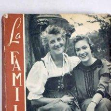 Libros: HISTORIA DE LA FAMILIA TRAPP DE CANTORES. Lote 198909593