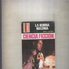 Libros: LA CONQUISTA DEL ESPACIO NUMERO 0331: LA BOMBA MAXIMA (CELLO LOMO LADO INFERIOR). Lote 172017525