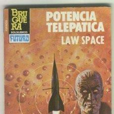Libros: NOVELA: HEROES DEL ESPACIO NUMERO 0158: POTENCIA TELEPATICA. Lote 172017559