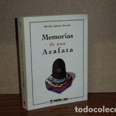 Libros: MEMORIAS DE UNA AZAFATA - IGLESIAS BARREDA, MERCEDES. Lote 172037434
