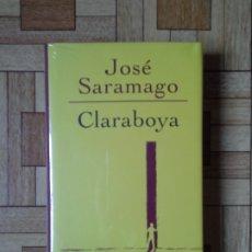 Libros: JOSÉ SARAMAGO - CLARABOYA - PRECINTADO. Lote 172219958