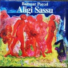 Libros: ALIGI SASSU - GRADA, RAFFAELE DE. Lote 105534048