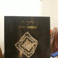 Libros: THE LEWELLERY PUIG DORIA. Lote 172521149
